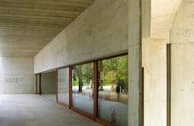 The Nordic Pavilion in Venice by Sverre Fehn