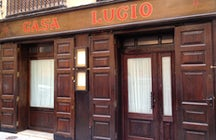 Casa Lucio, Madrid