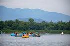 Sukhna Lake, India