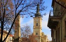 Franciscan Church, Cluj-Napoka