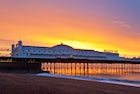 Enjoy an afternoon at the Brighton pier