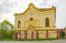 Synagogue, Prešov