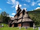 Borgund stavkirke Lærdal