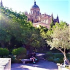 The gardens of Calixto and Melibea, Salamanca
