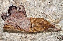Roman Mosaics - Rimski mozaici