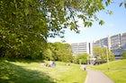 Campus de la Plaine, Brussels