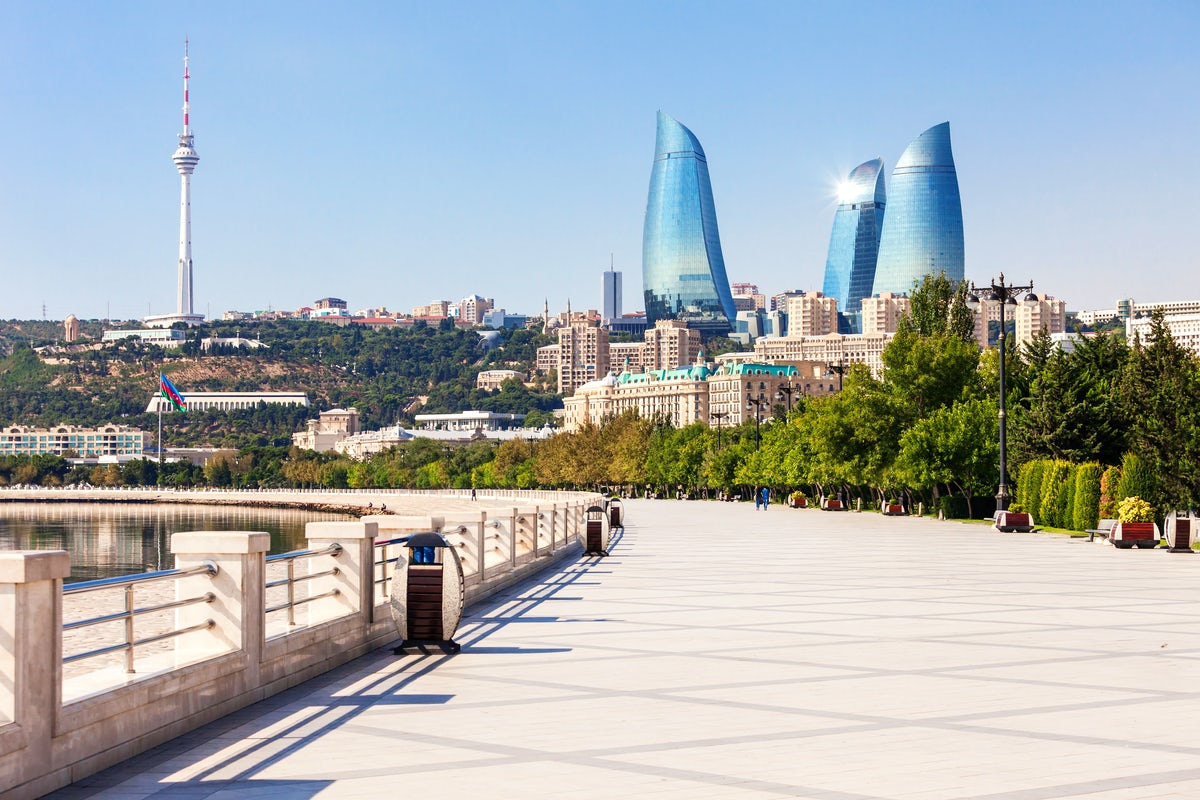 The best relaxing spots in Azerbaijan