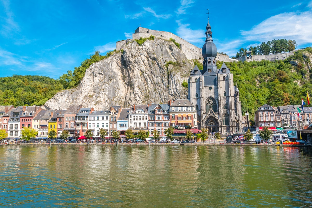 The most amazing cities in Wallonia
