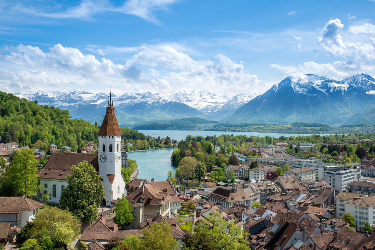 The most amazing cities in Switzerland