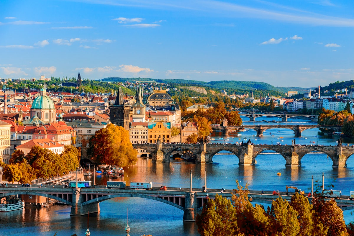 The most amazing cities in Czechia