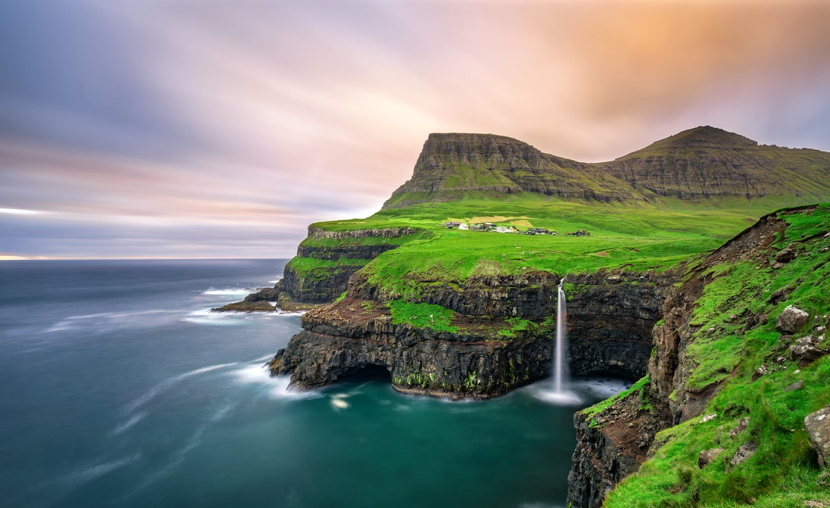 The most amazing cities in Faroe Islands
