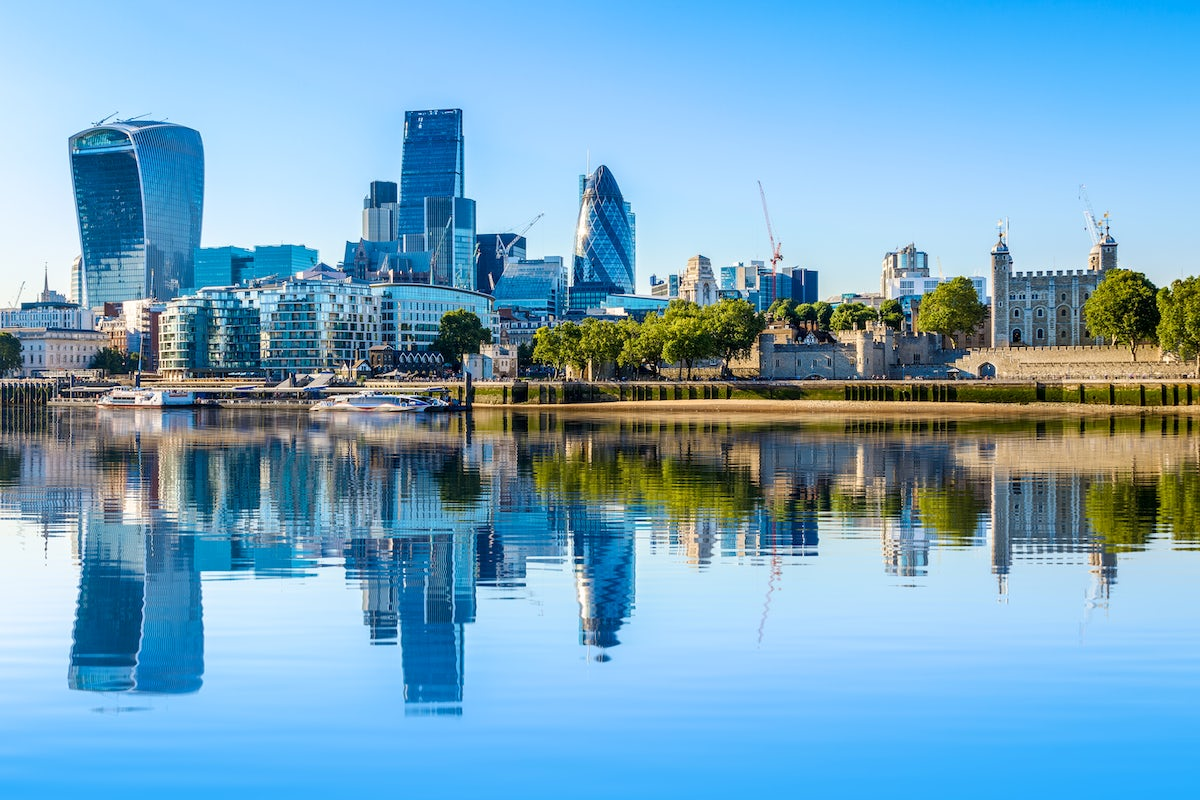 The most amazing cities in United Kingdom
