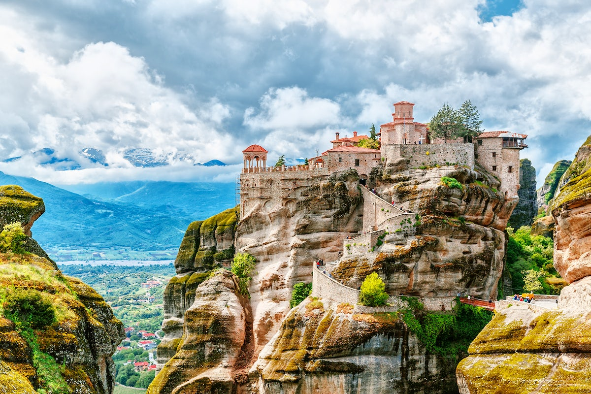 Dive deep into art & culture in Thessaly