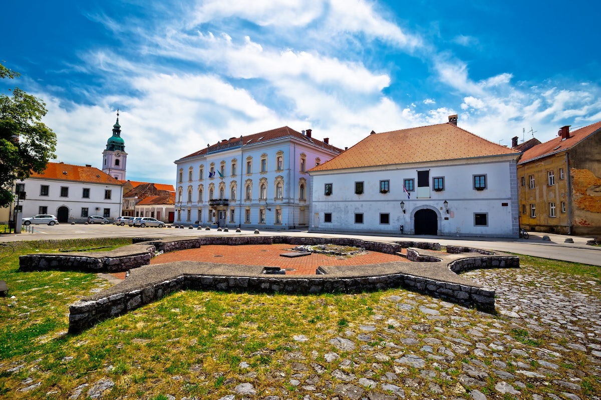 The most amazing cities in Karlovac