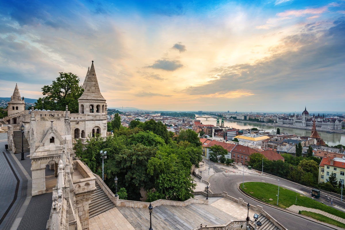 The most amazing cities in Hungary