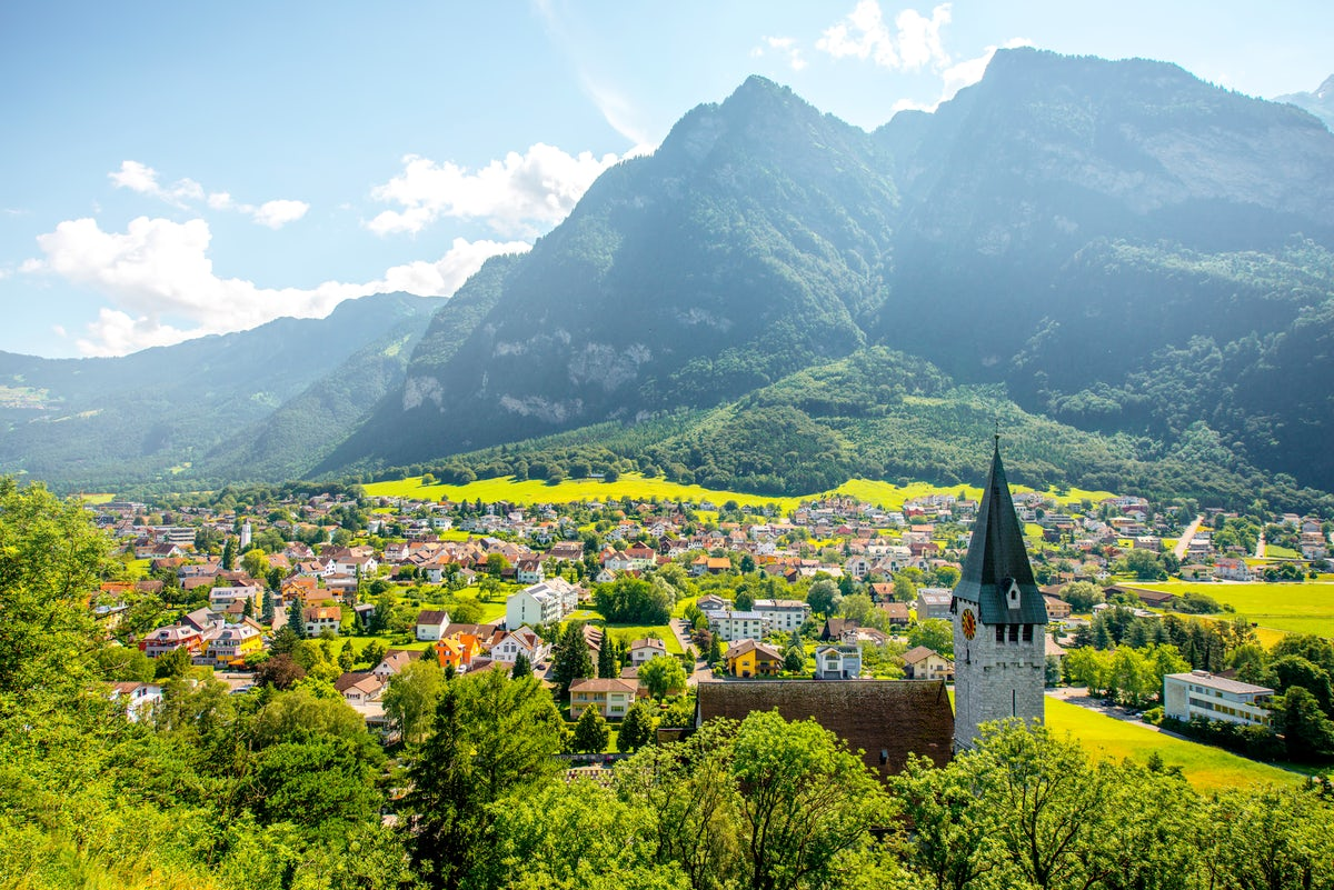 Unique food experiences in Liechtenstein