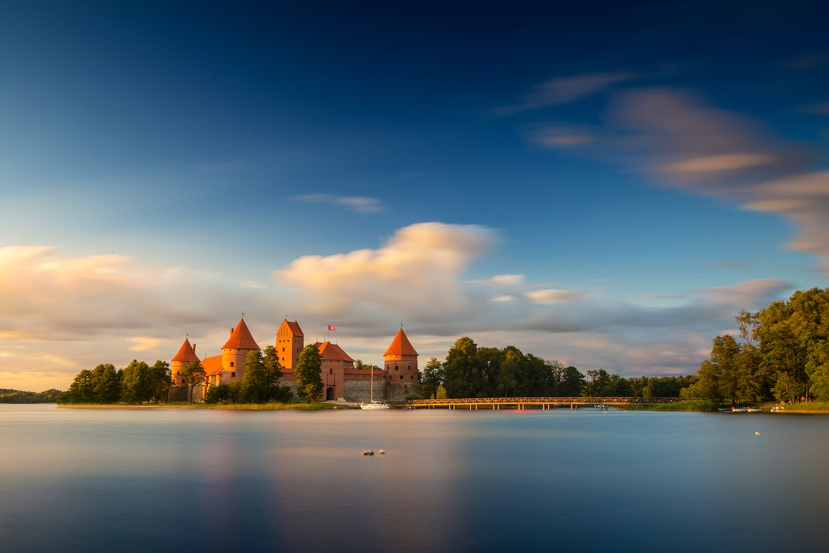 The best relaxing spots in Lithuania
