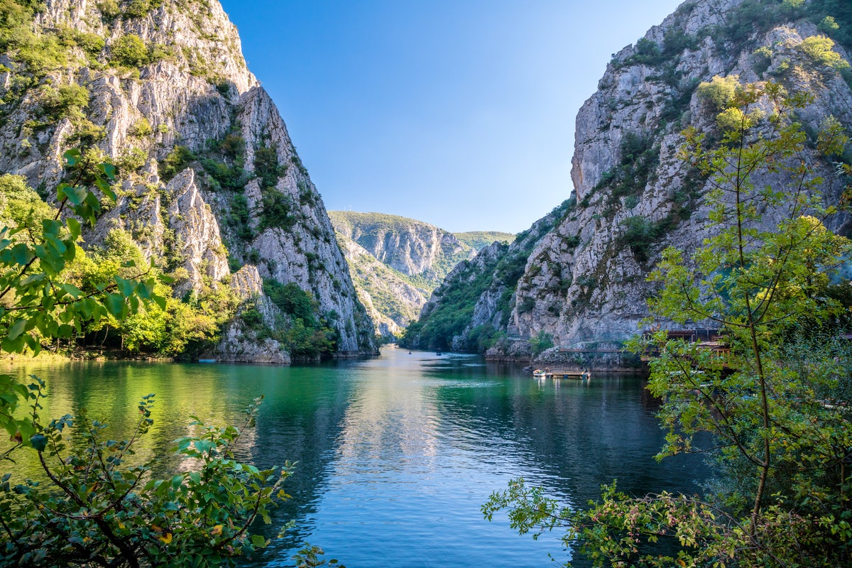 The best relaxing spots in Macedonia