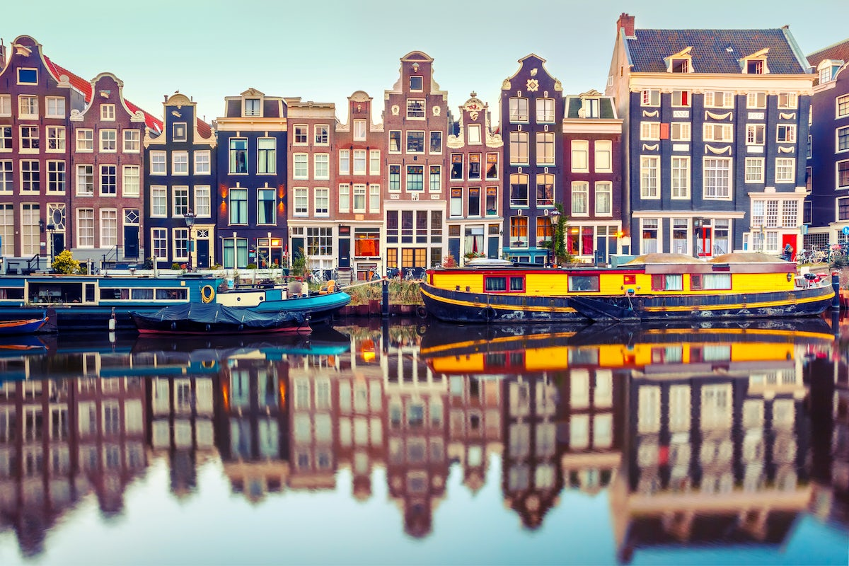 The most amazing cities in The Netherlands