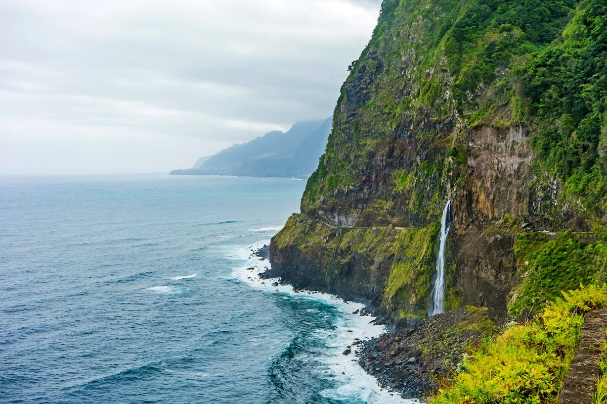 Nature and outdoor activities in Madeira