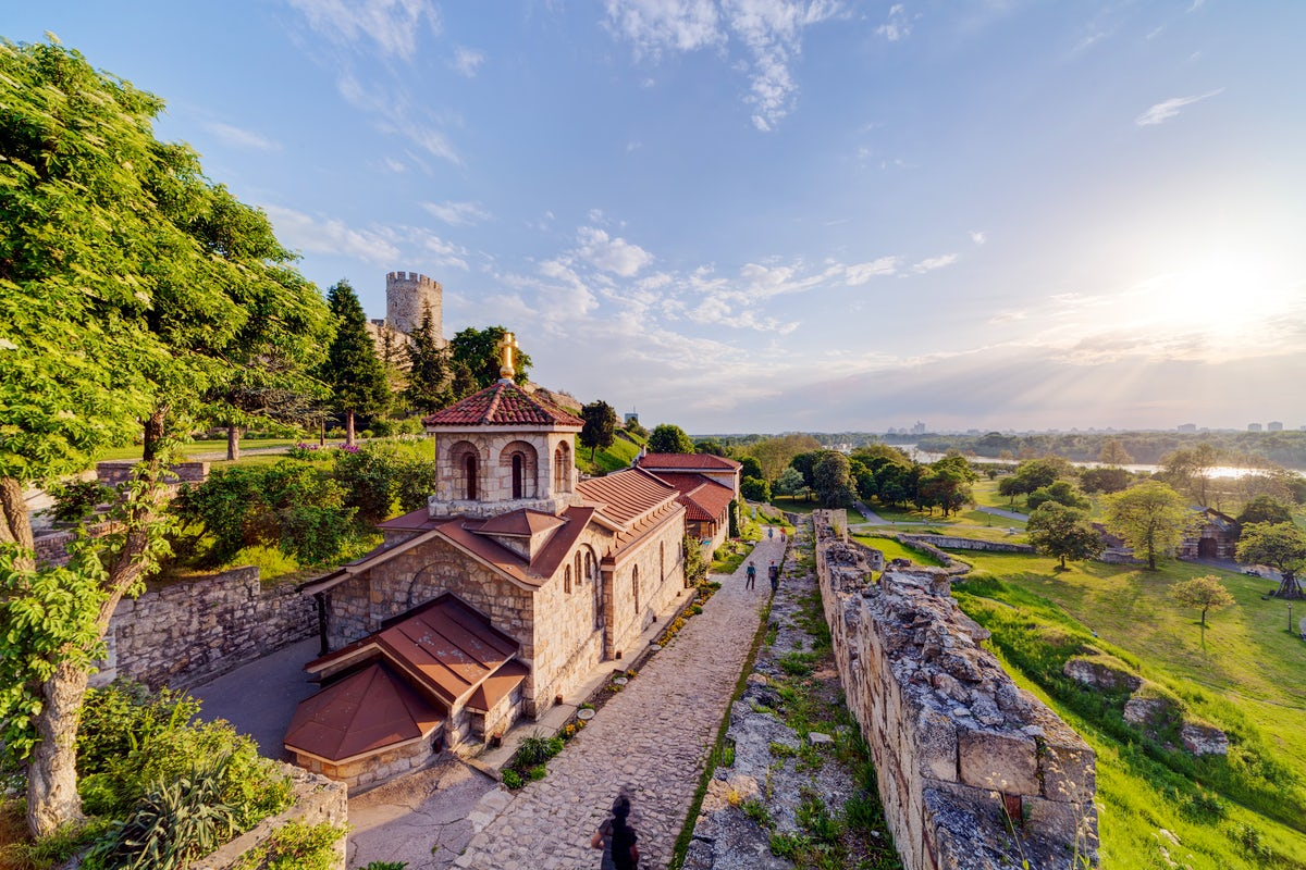 The best relaxing spots in Serbia