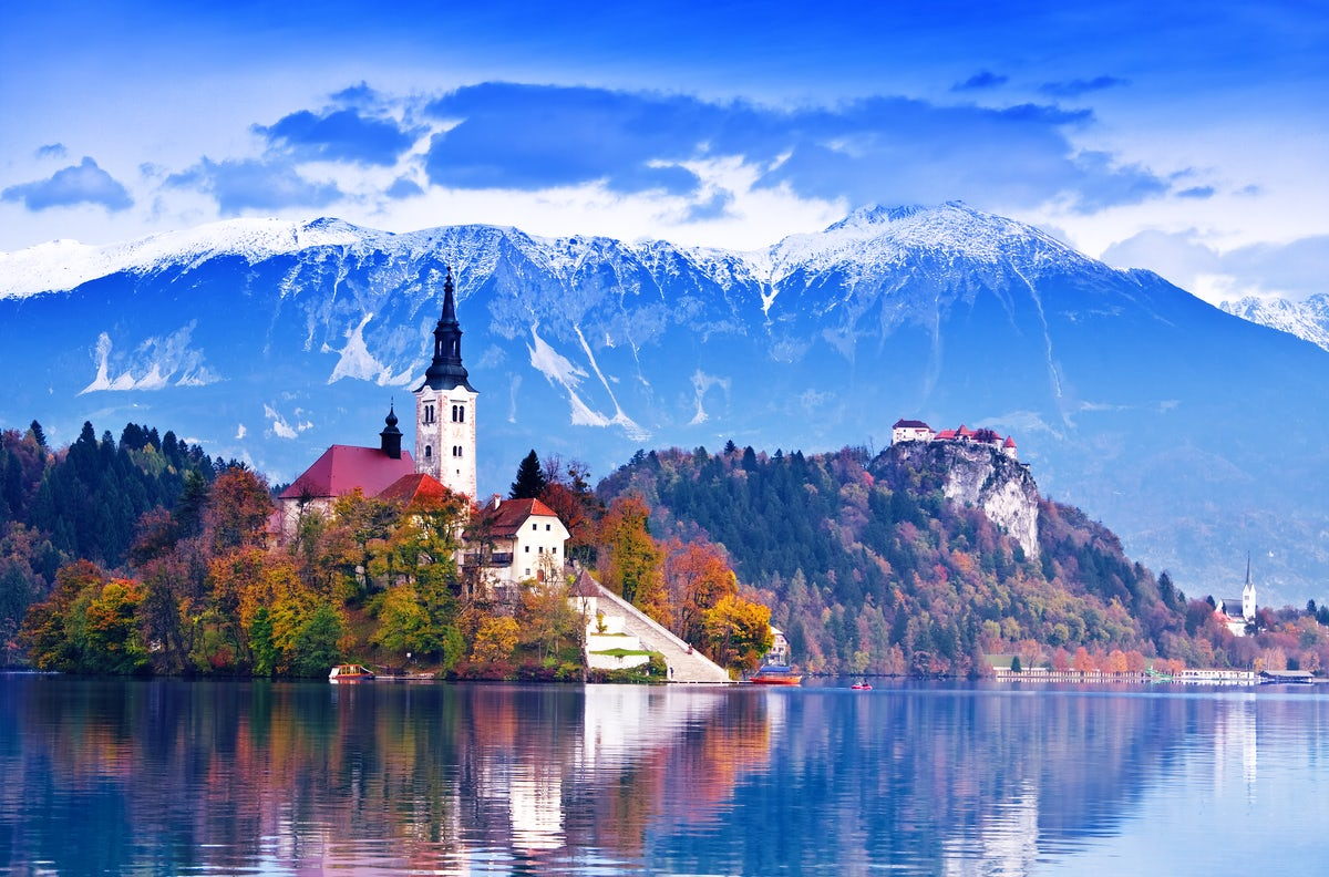 The best relaxing spots in Slovenia