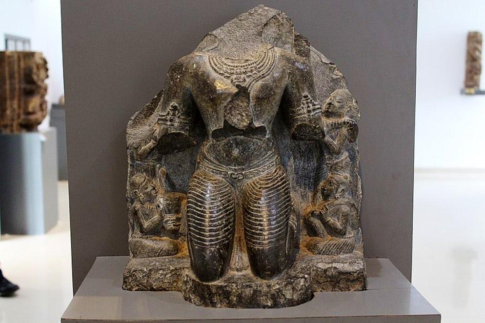 © Wikimedia Commons/ Pratishkhedekar