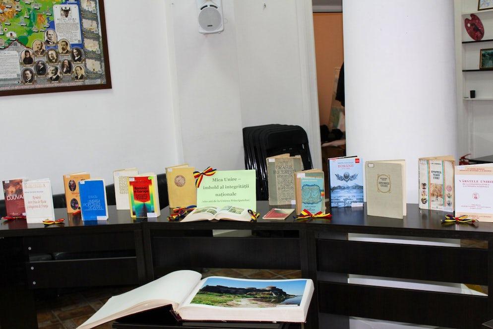 "© facebook.com/Biblioteca Municipala ""B.P. Hasdeu"""