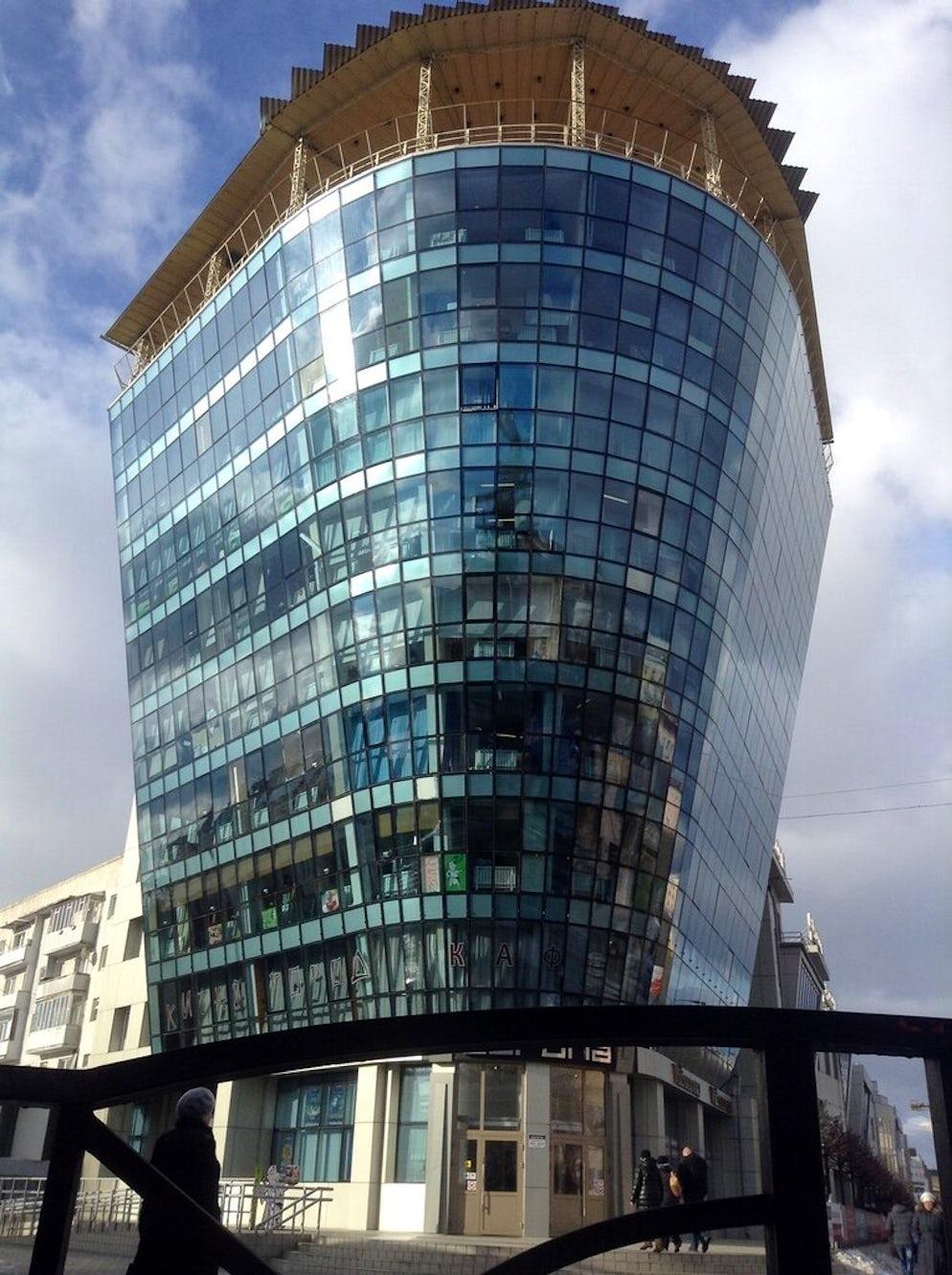 Photo © credits to skyscrapercity.com/Agata_irk