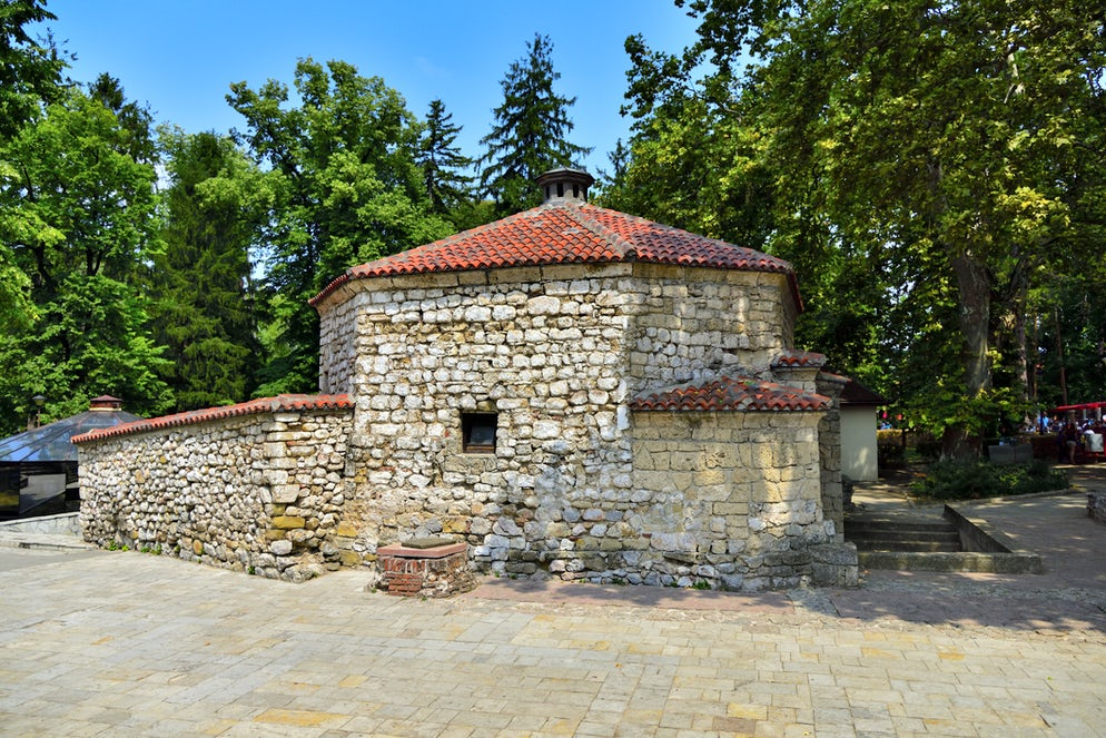 Turkish bath Amam in Sokobanja spa © Credits to undefined undefined