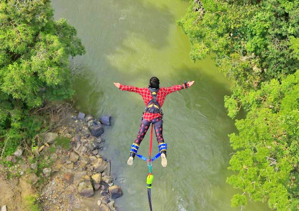 © Agencia Colombia Bungee Jumping/rcnradio.com