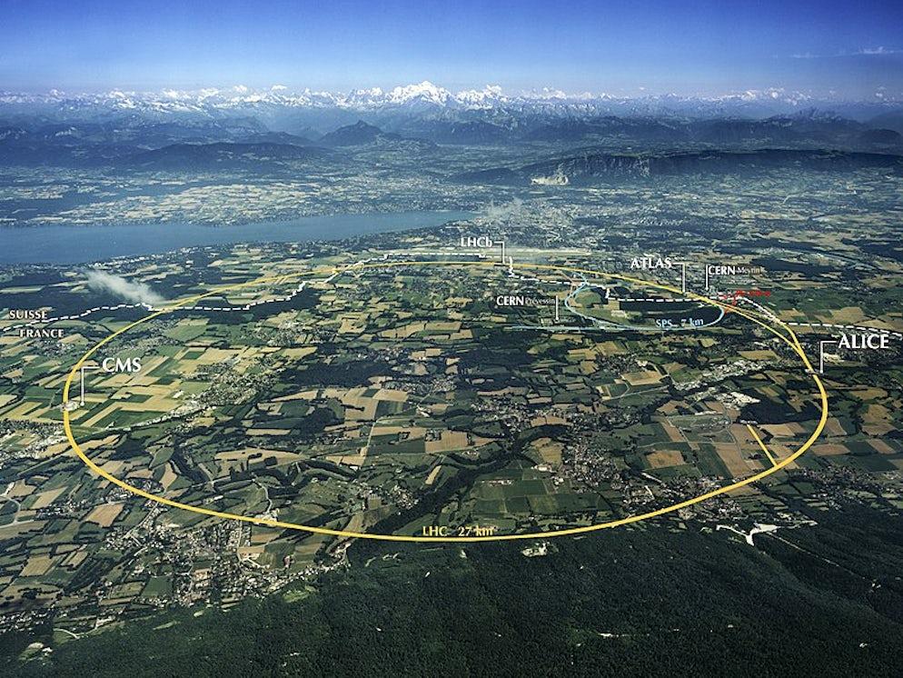 © Wikimedia/Maximilien Brice (CERN)
