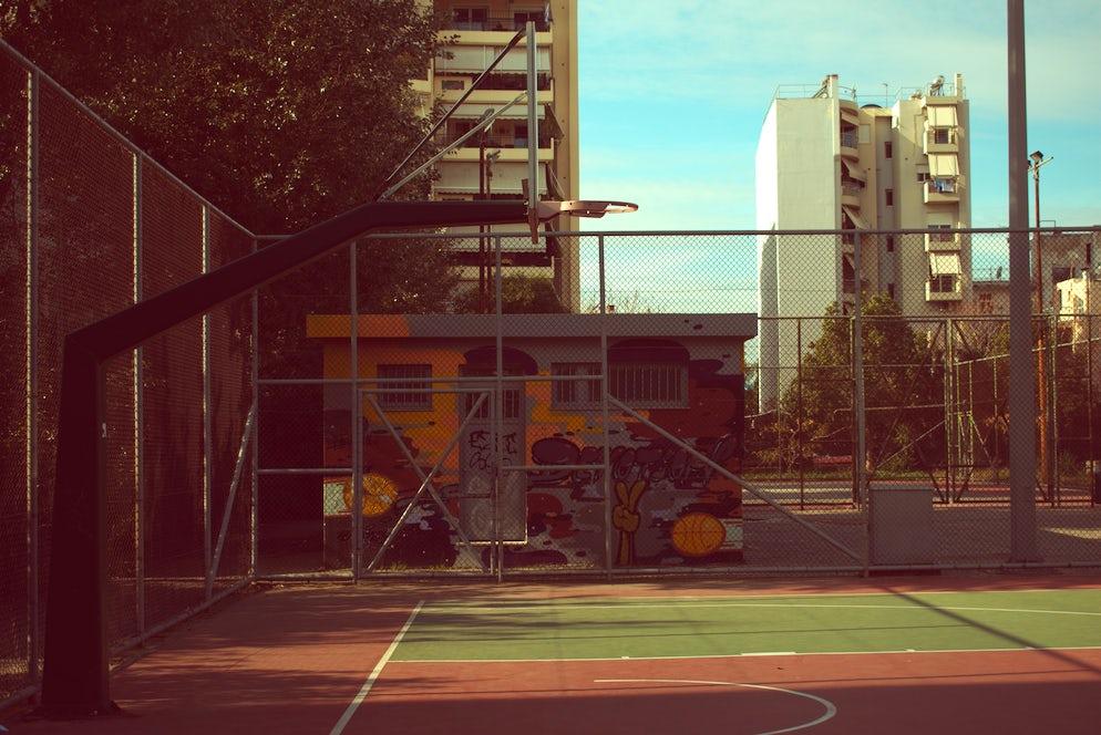 Liossion playground ( photo credit @ author)