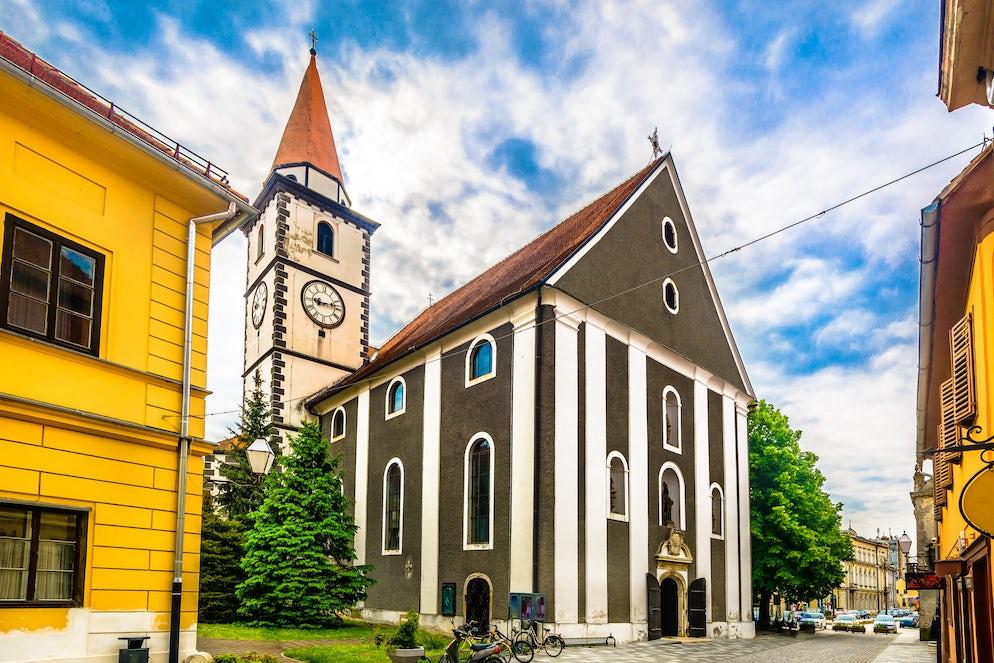 St. Nicolas church, Photo © credits: Dreamer4787