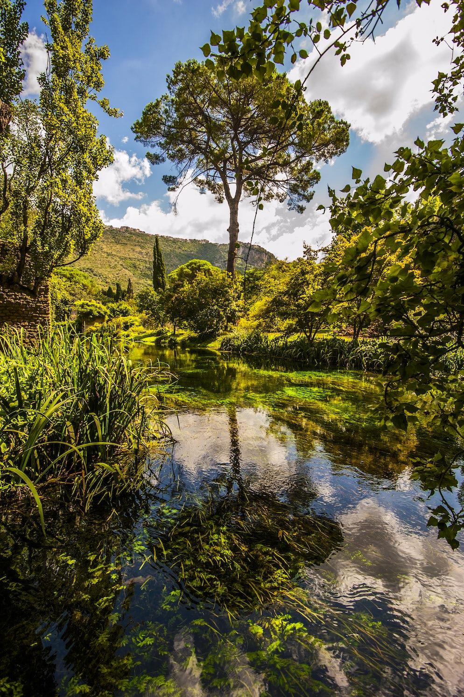 Ein magischer Garten Il Giardino Di Ninfa