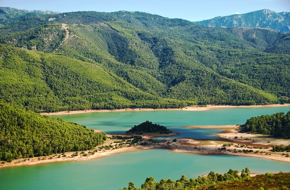 Bujaraiza at Sierras de Cazorla. Picture © Credit to iStock/m-martínez