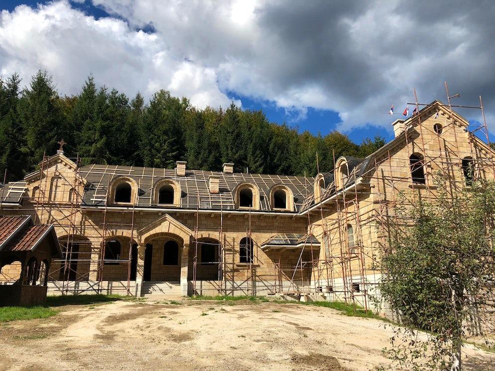 Picture © credits to Facebook/Manastir Stuplje