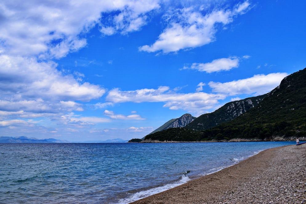 Divna Beach; Photo © credits: Miroslav Vajdic