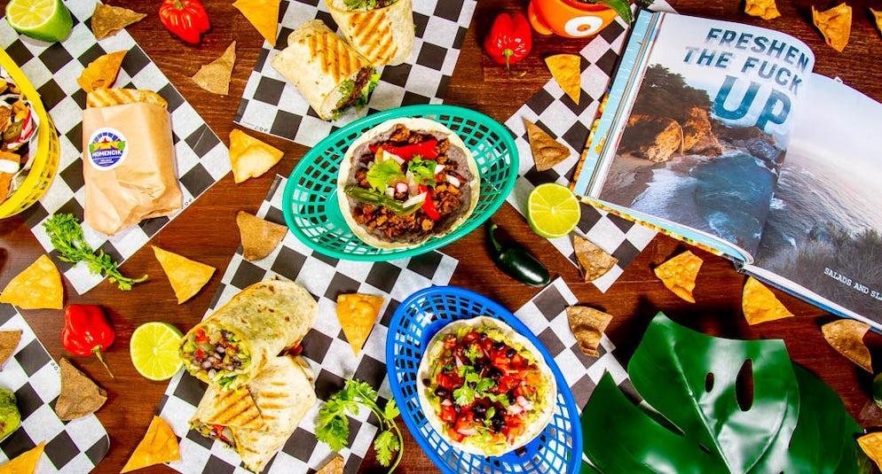© Momencik Vegan Burritos & Tacos/author unknown