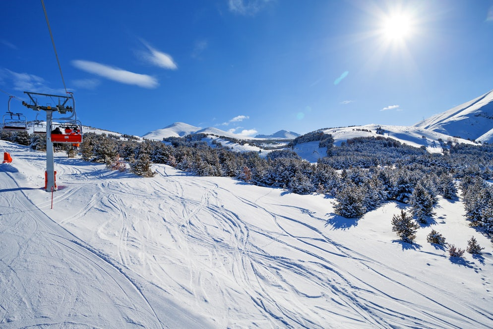 Best Ski Resorts In Turkey