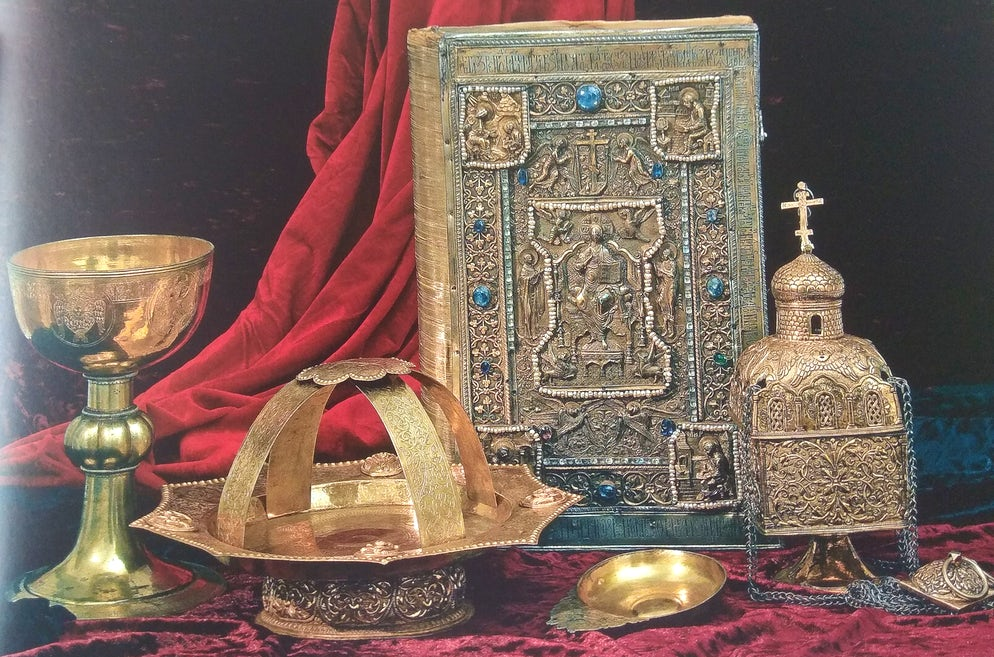Photo © credits to museum.vladimir.ru