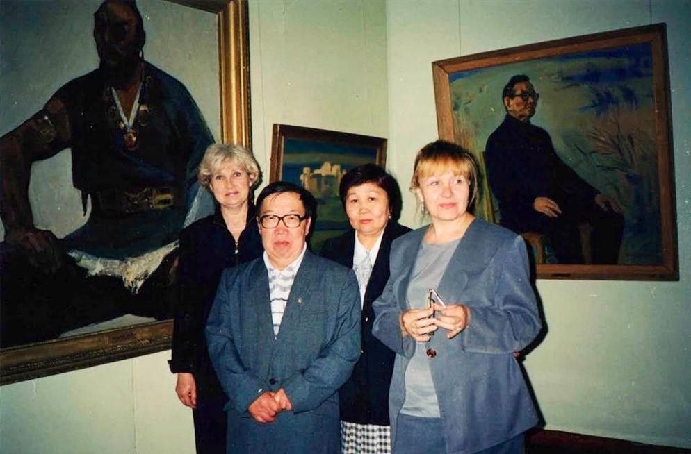 Photo © credits to Sampilov Art Museum