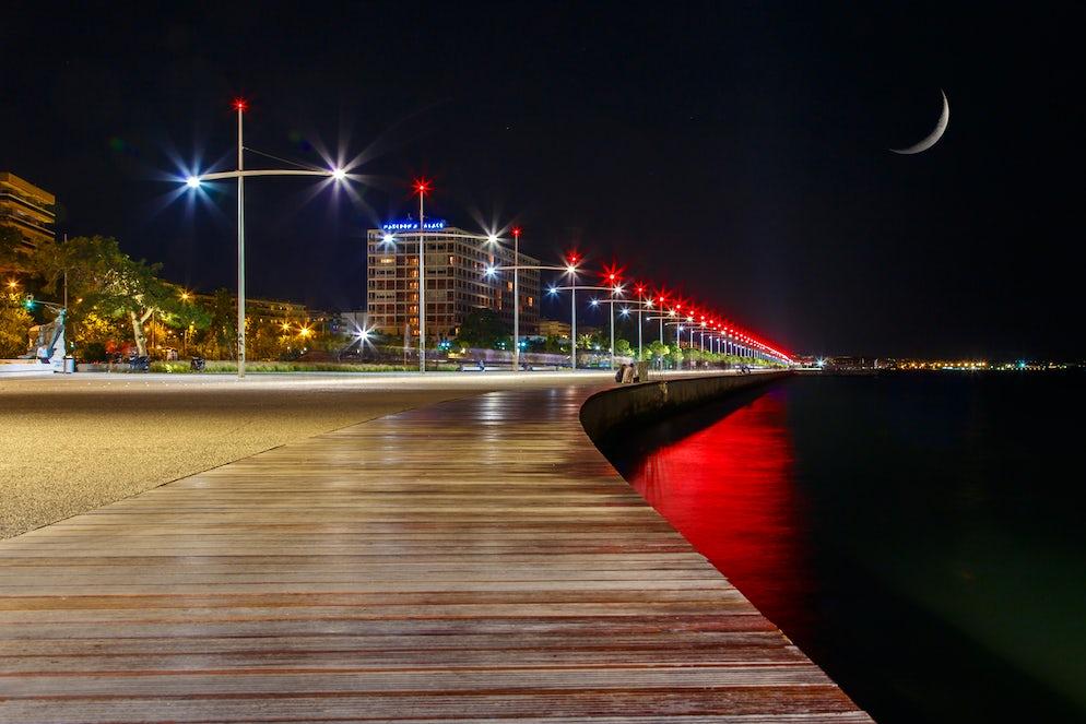 The city's promenade, picture © Credits to iStock/ Pnik