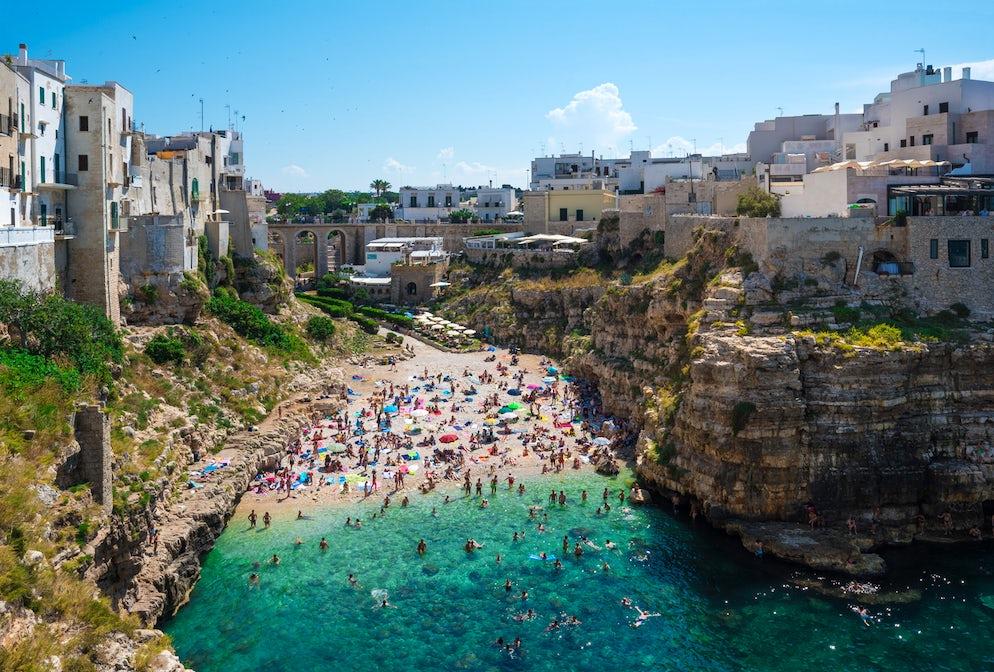 Grotta Palazzese - il ristorante più romantico del mondo