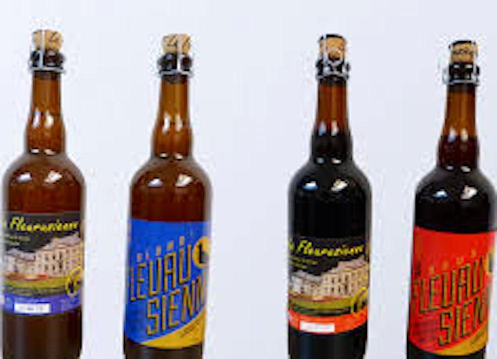 """Beers """"La Fleurusienne"""""""