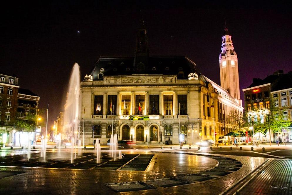 City Hall Charleroi © Léandre Gohy