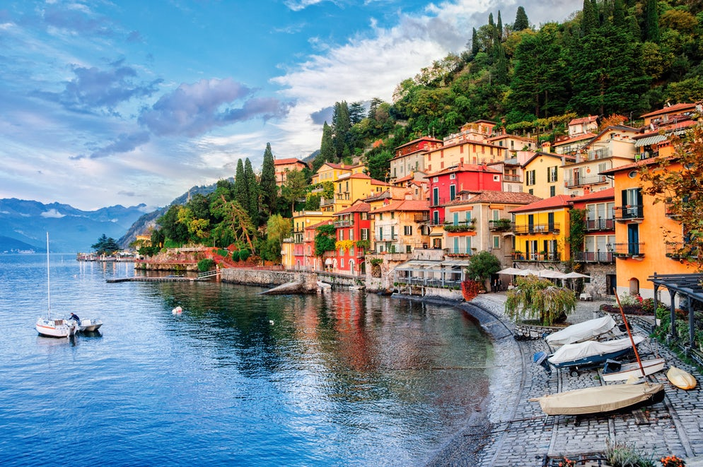 ©Istock/freeartist Bellagio, Como, Italy