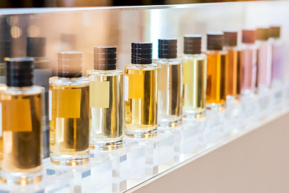 Guy Delforge Perfumery. Picture©Credits to IKvyatkovskaya