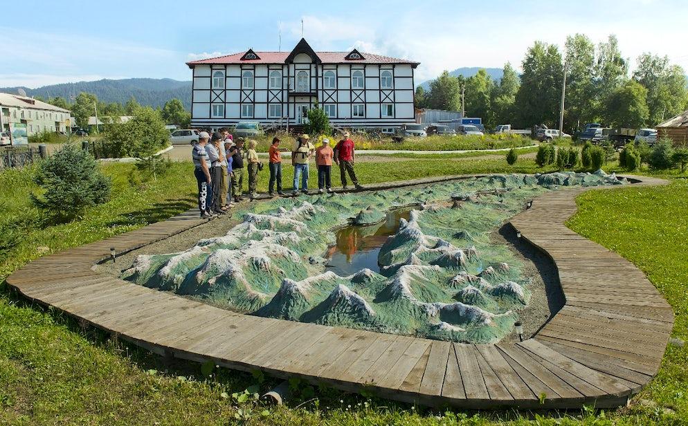 Photo © credits to Baikalsky Nature Reserve