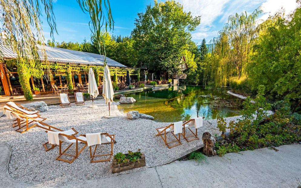 Picture © Credits to: Facebook / Garden Village Bled - Slovenia